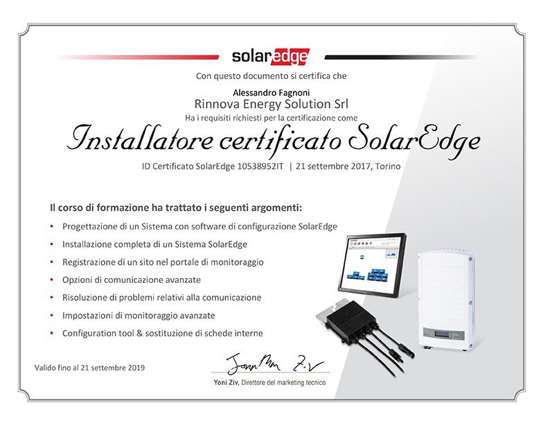 Certificato Alessandro_Fagnoni_2017-09-21