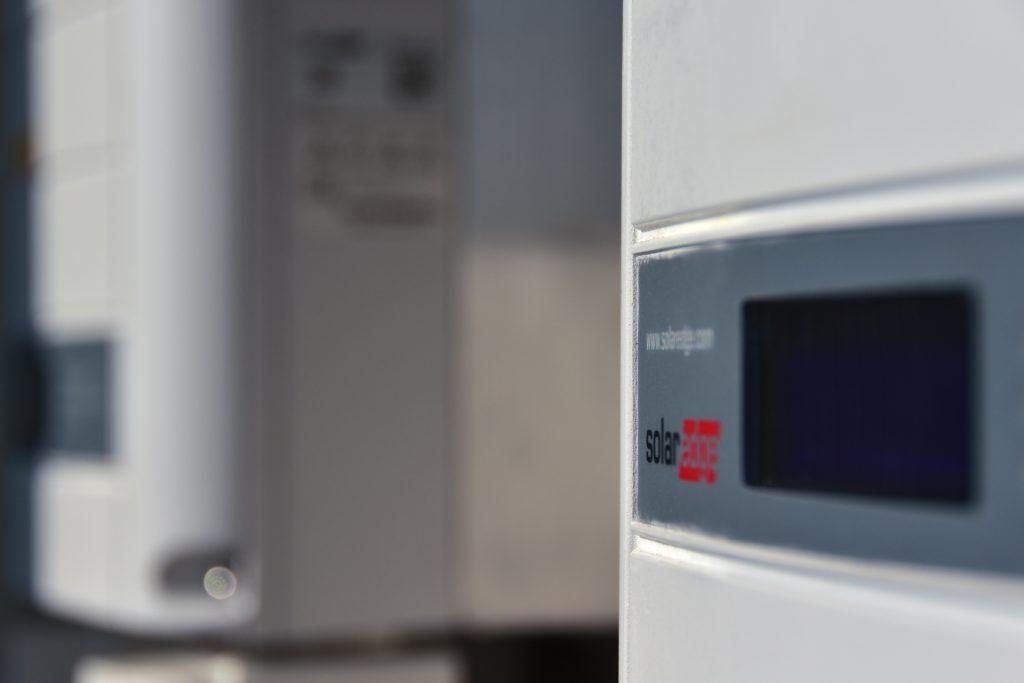 solarEdge impianto fotovoltaico realizzato
