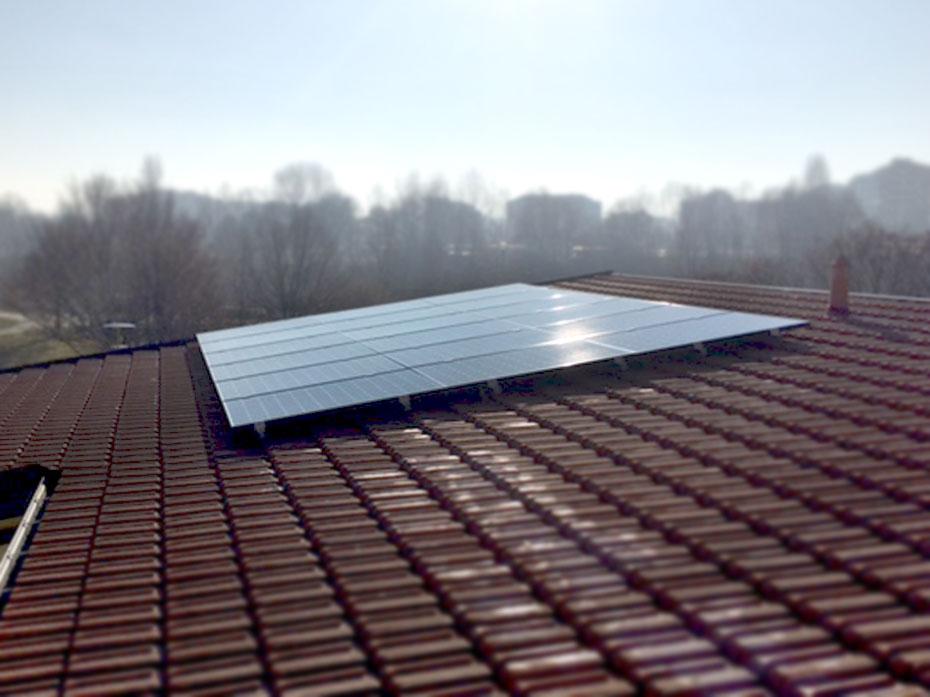 fotovoltaico sunpower orbassano