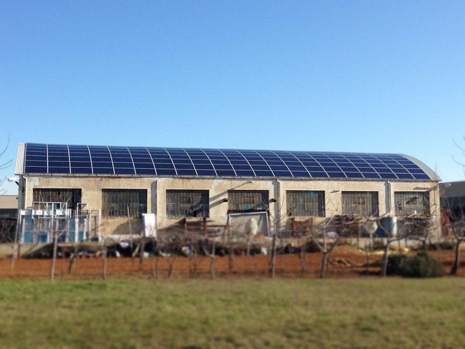 fotovoltaico torino policristallino