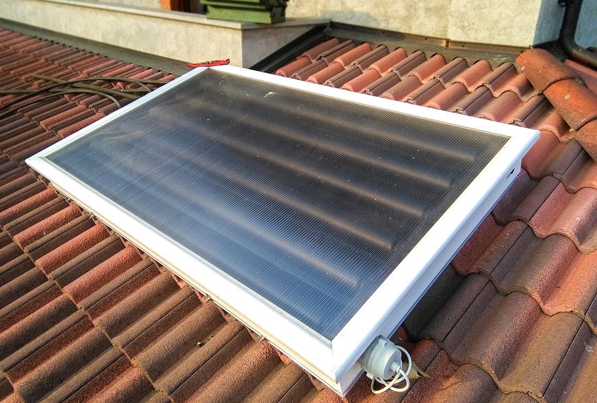 impianto solare termico issiglio