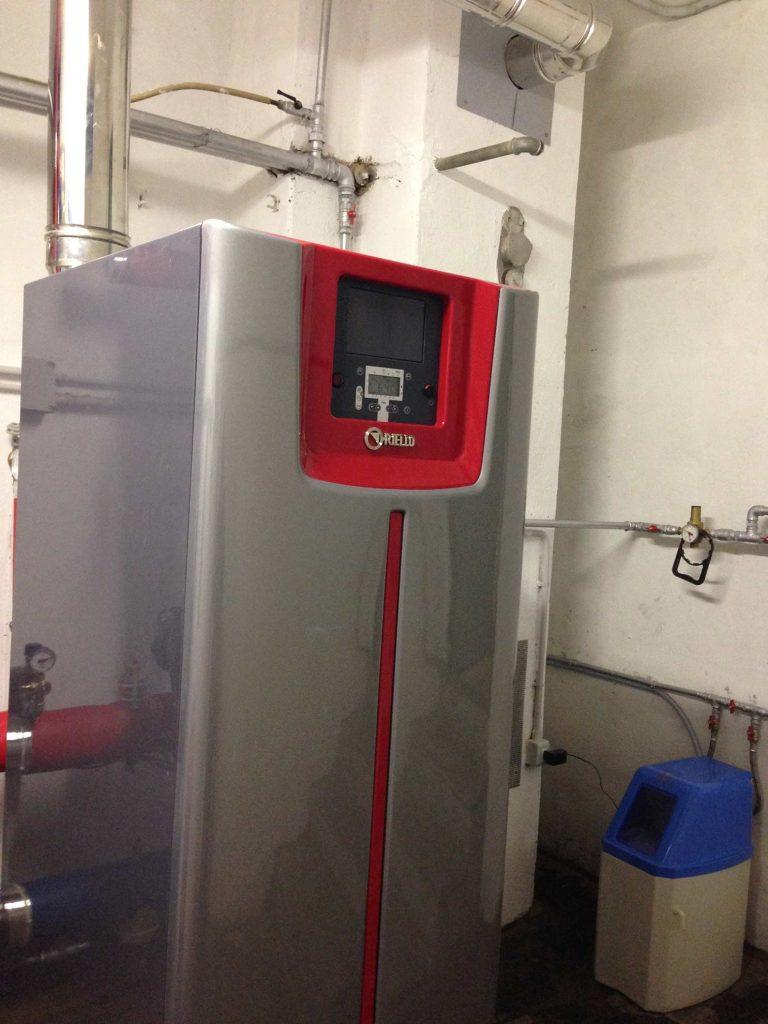 Riqualificazione centrale termica condominiale
